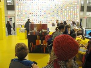 Lego Wall Mosaic