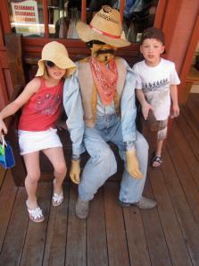 Un-urban Cowboy