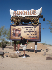 Head 'em Out: Rawhide