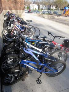 Hale Bike Racks