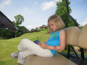 Journaling About Golf