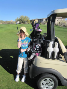 Fancy Clubs at Troon, Scottsdale