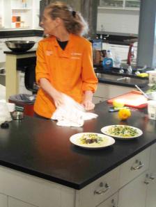 Chef Lucia Watson
