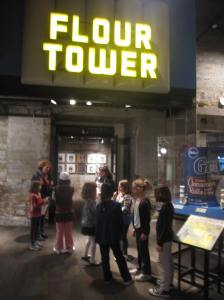 Flour Tower Tour