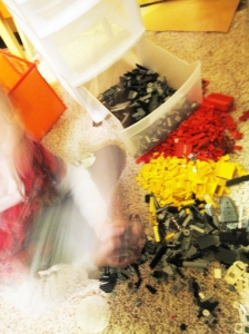The Color-coding of Legos