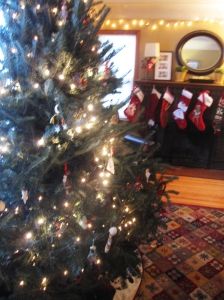 Tree & Stockings