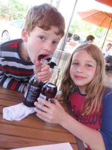 Absolute Black Cherry Soda Craze