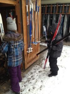 Selecting Skis
