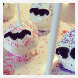 Up Close with CakePops