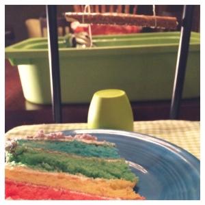 Ava and Mom's trap: Swing into Green Sea