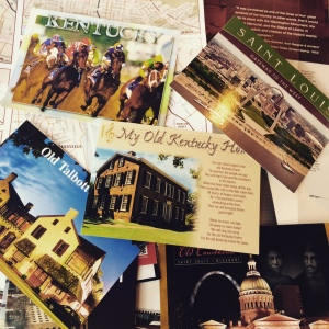 Postcard Art