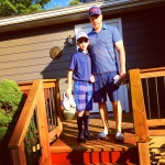 Golf with the Gilhois
